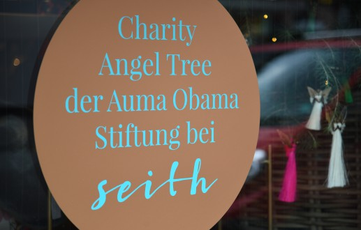 Auma Obama Charity Angel Tree